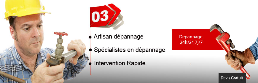 reparation robinet lunel 34400